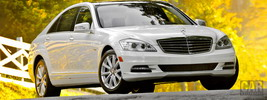 Mercedes-Benz S350 BlueTEC 4MATIC - 2012