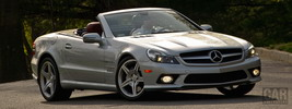 Mercedes-Benz SL550 - 2009