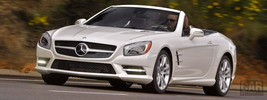 Mercedes-Benz SL550 US-spec - 2013