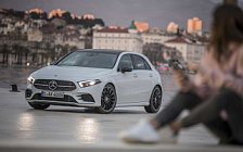 Cars wallpapers Mercedes-Benz A 200 AMG Line - 2018