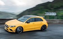 Cars wallpapers Mercedes-AMG A 35 4MATIC - 2018