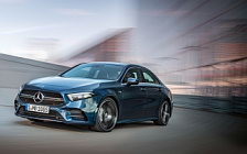 Cars wallpapers Mercedes-AMG A 35 4MATIC Sedan - 2019