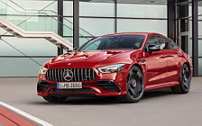 Cars wallpapers Mercedes-AMG GT 43 4MATIC+ 4-Door Coupe - 2018