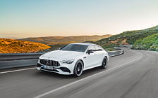Cars wallpapers Mercedes-AMG GT 53 4MATIC+ 4-Door Coupe - 2018