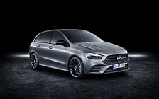 Cars wallpapers Mercedes-Benz B-class AMG Line - 2019