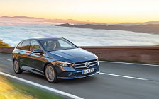 Cars wallpapers Mercedes-Benz B-class - 2019