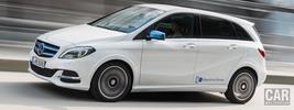 Mercedes-Benz B-class Electric Drive - 2014