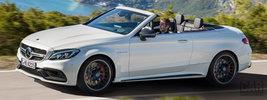 Mercedes-AMG C 63 S Cabriolet - 2016