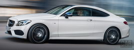 Mercedes-AMG C 43 Coupe - 2016