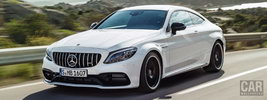 Mercedes-AMG C 63 S Coupe - 2018