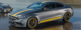 Mercedes-AMG C 63 S Coupe Edition 1 - 2015