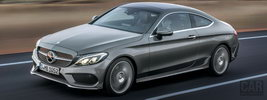 Mercedes-Benz C 300 Coupe AMG Line - 2015