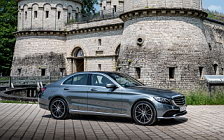 Cars wallpapers Mercedes-Benz C 200 - 2018