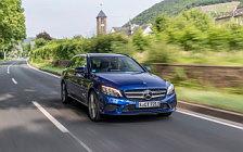 Cars wallpapers Mercedes-Benz C 220 d Estate Avantgarde Line - 2018