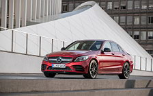 Cars wallpapers Mercedes-AMG C 43 4MATIC - 2018