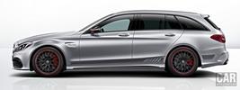 Mercedes-AMG C63 Estate Edition1 - 2014