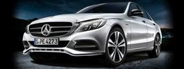 Mercedes-Benz C-class Sport Equipment - 2014