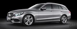 Mercedes-Benz C200 Estate Avantgarde - 2014