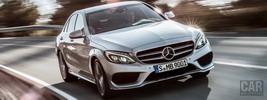 Mercedes-Benz C250 AMG Line Avantgarde - 2014