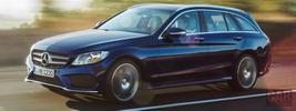 Mercedes-Benz C250 Estate AMG Line - 2014
