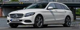 Mercedes-Benz C300 BlueTEC HYBRID Estate Avantgarde - 2014
