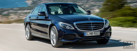 Mercedes-Benz C300 BlueTEC HYBRID Exclusive Line - 2014