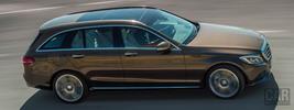 Mercedes-Benz C300 BlueTec Hybrid Estate Exclusive - 2014