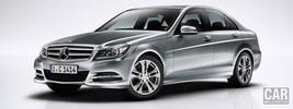 Mercedes-Benz C350 - 2011