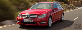 Mercedes-Benz C350 CDI Estate Avantgarde Sports Package - 2011
