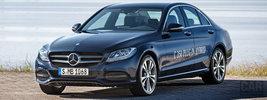 Mercedes-Benz C350 Plug-in Hybrid - 2015