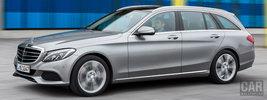 Mercedes-Benz C350 Plug-in Hybrid Estate - 2015