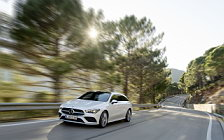 Cars wallpapers Mercedes-Benz CLA Shooting Brake AMG Line - 2019