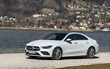Cars wallpapers Mercedes-Benz CLA 220d AMG Line - 2019