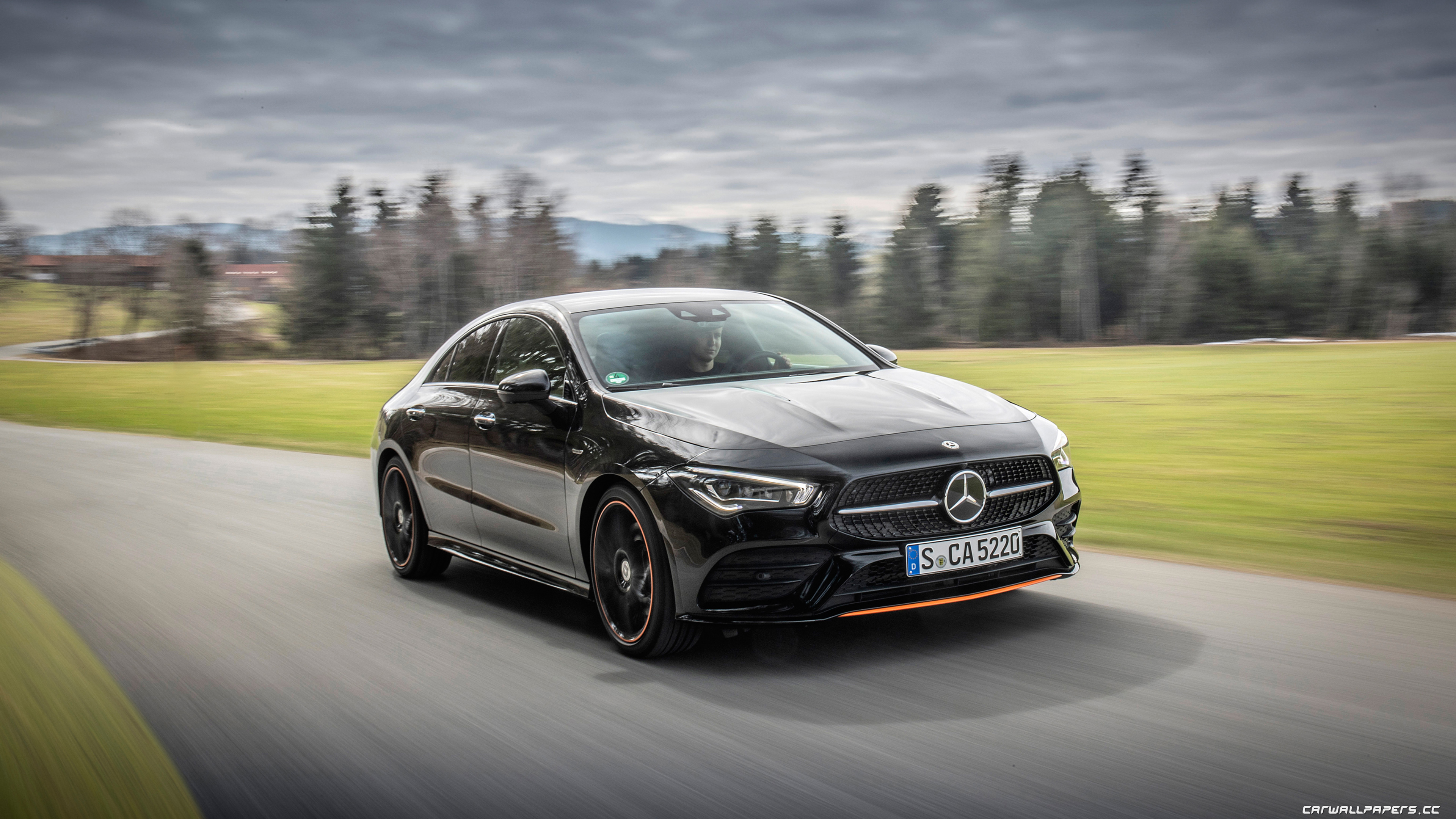 Cars Desktop Wallpapers Mercedes Benz Cla 250 4matic Amg Line