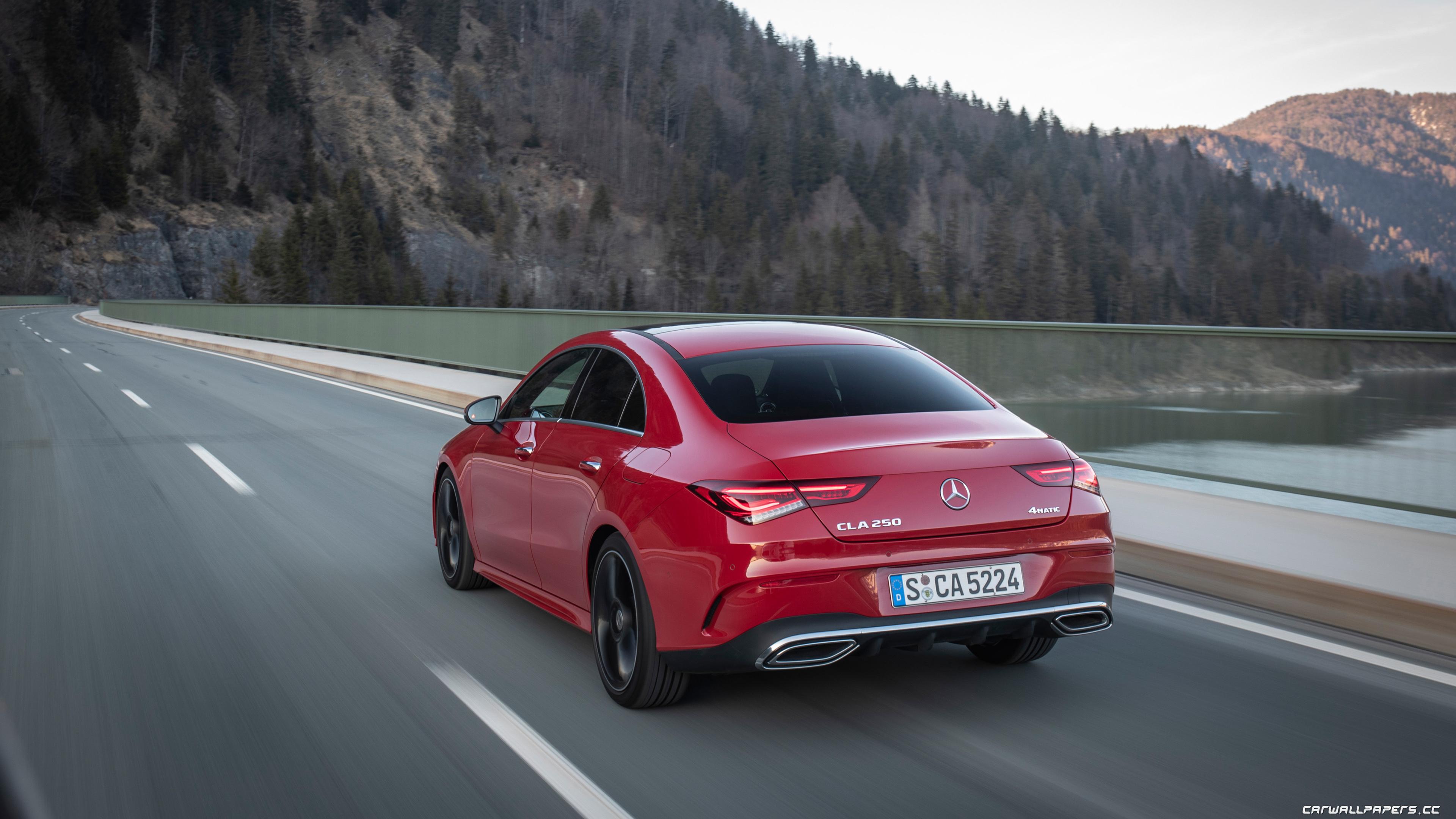 Cars Desktop Wallpapers Mercedes Benz Cla 250 4matic Amg