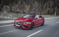 Cars wallpapers Mercedes-Benz CLA 250 4MATIC AMG Line - 2019