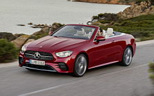Cars wallpapers Mercedes-Benz E 450 4MATIC AMG Line Cabriolet - 2020