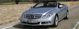 Mercedes-Benz E220 CDI Cabriolet - 2010