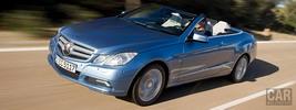 Mercedes-Benz E250 CDI Cabriolet - 2010