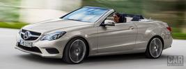 Mercedes-Benz E350 BlueTEC Cabriolet - 2013