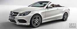 Mercedes-Benz E350 BlueTEC Cabriolet AMG Sports Package - 2013