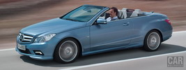 Mercedes-Benz E500 Cabriolet AMG Sports Package - 2010
