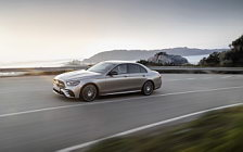 Cars wallpapers Mercedes-Benz E-class AMG Line - 2020