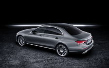 Cars wallpapers Mercedes-Benz E-class Exclusive Line - 2020