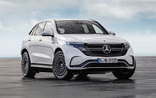Cars wallpapers Mercedes-Benz EQC 400 4MATIC AMG Line - 2019