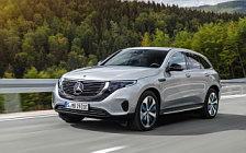 Cars wallpapers Mercedes-Benz EQC 400 4MATIC - 2019