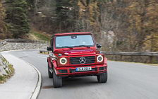 Cars wallpapers Mercedes-Benz G 350 d AMG Line - 2019