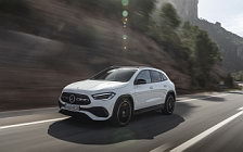Cars wallpapers Mercedes-Benz GLA 250 4MATIC AMG Line - 2020