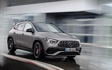 Cars wallpapers Mercedes-AMG GLA 45 S 4MATIC+ Aerodynamic Package - 2020