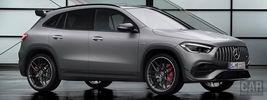 Mercedes-AMG GLA 45 S 4MATIC+ Aerodynamic Package - 2020